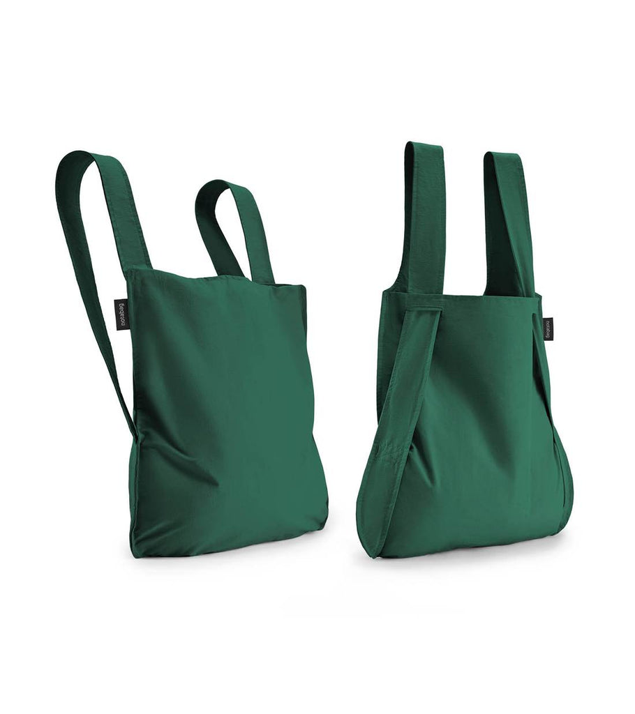 Reusable Tote in Forest Green from Notabag