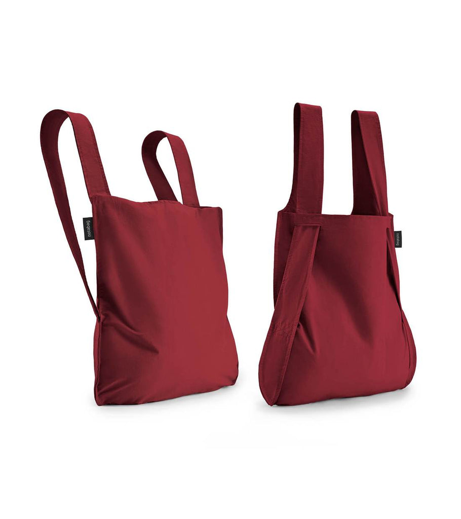 Reusable Tote in Wine Red from Notabag