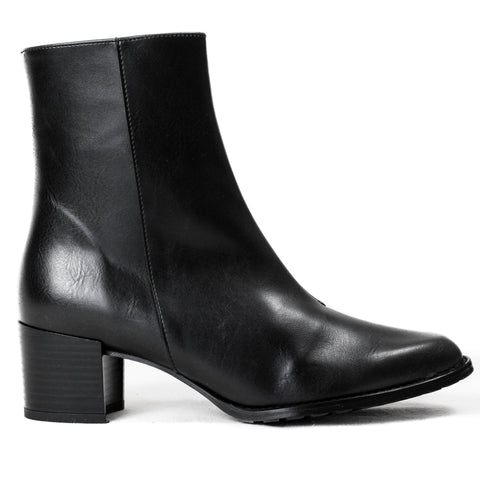 Patti Ankle Boot in Black from Bhava