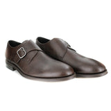 Robert Monk Strap in Brown from Novacas