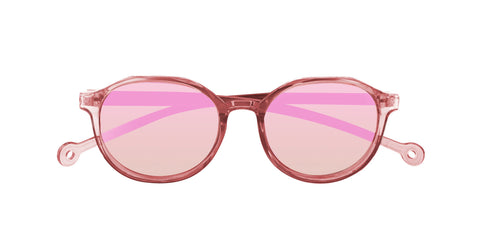 Salina Sunglasses in Hillier Pink by Parafina