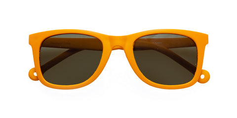 Ramal Sunglasses in Yellow from Parafina