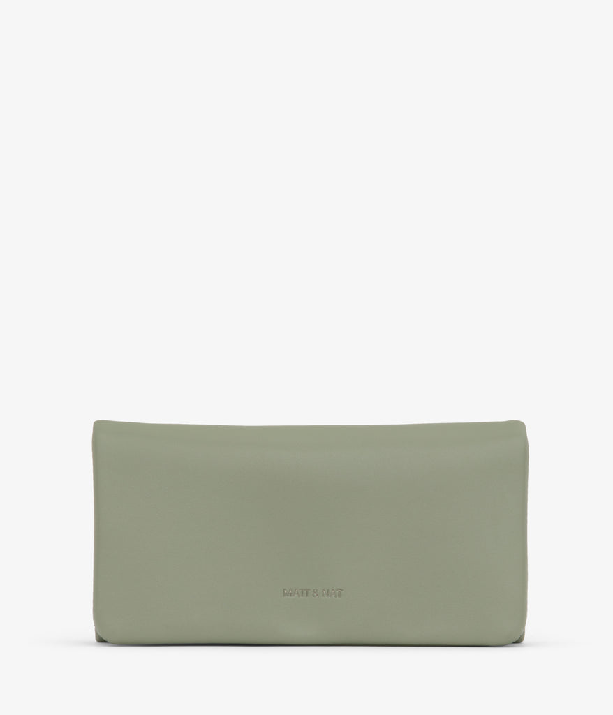 Verso Wallet in Pine from Matt & Nat