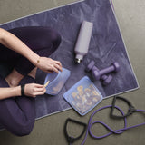 Reusable Sandwich Bag in Amethyst from Stasher Bag