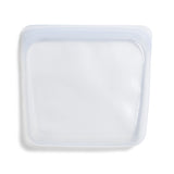 Reusable Sandwich Bag in Clear from Stasher Bag