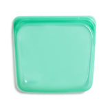 Reusable Sandwich Bag in Jade from Stasher Bag
