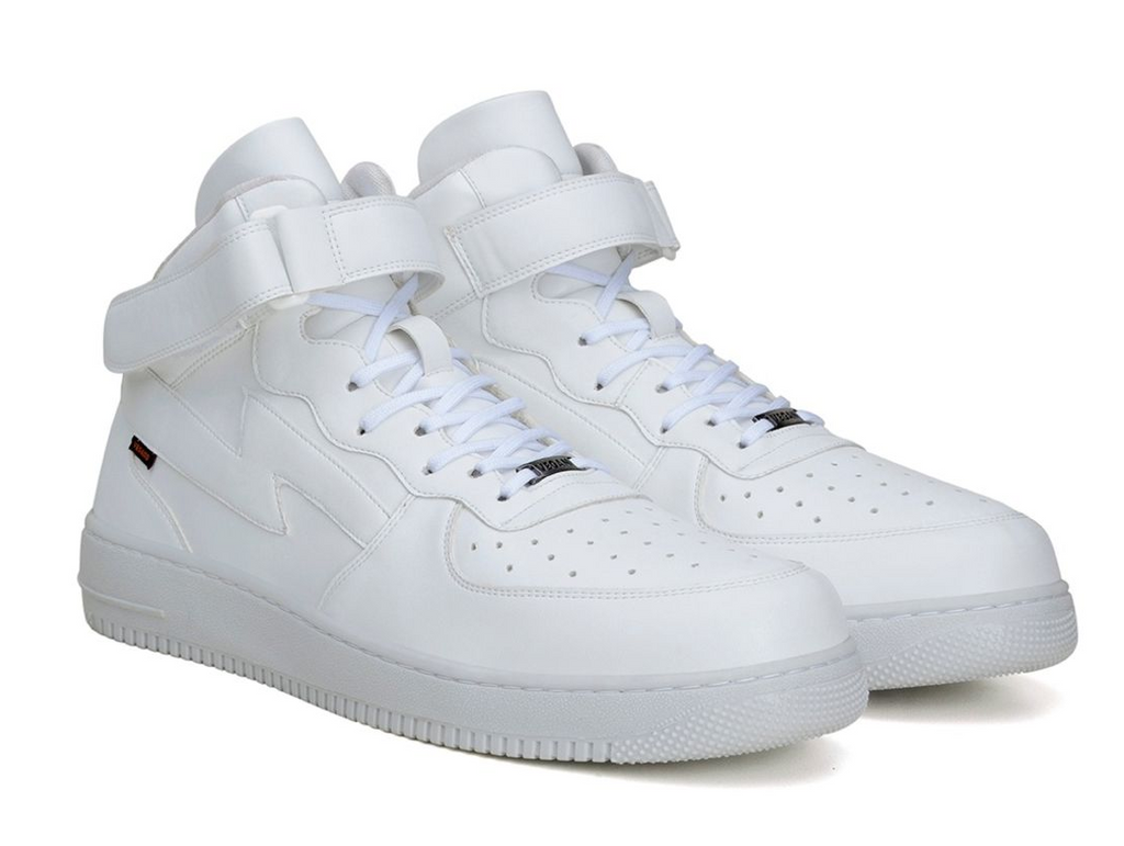 Paramount High Top in White from King55