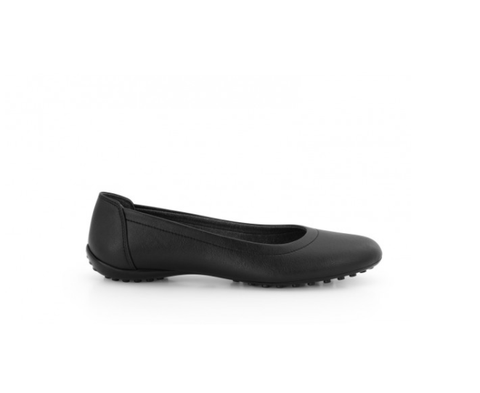 Mia Ballet Flat in Black from Noah