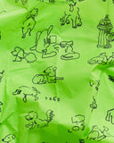 Reusable Bag in Dogs from BAGGU