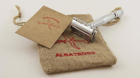 Extra Long Flagship Butterfly Reusable Razor by Albatross