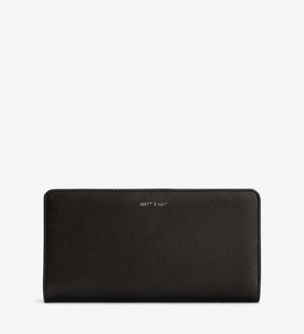 Duma Wallet in Black from Matt & Nat