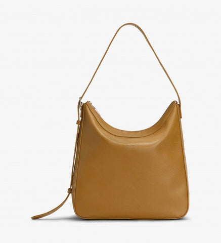 Glance Hobo Bag in Curry from Matt & Nat