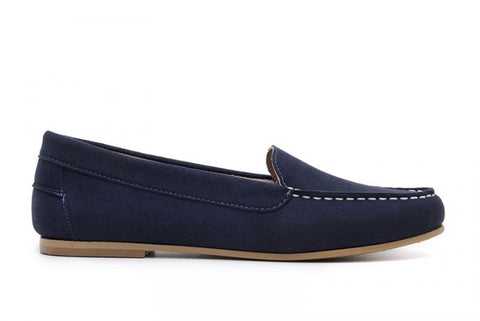 Luisa Loafer in Navy from Ahimsa