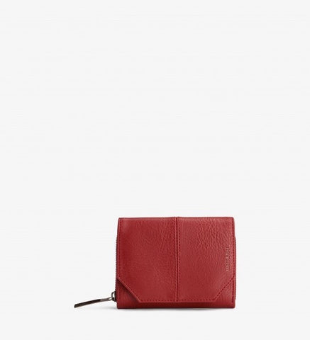 Duplex Wallet in Bourdeaux from Matt & Nat