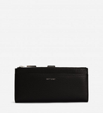 Motiv Wallet in Black from Matt & Nat