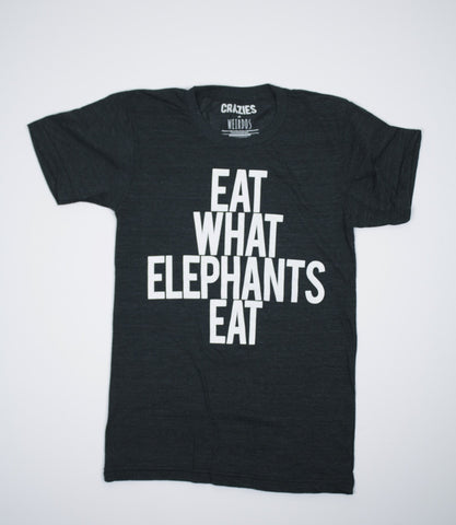 Elephant Tee from Crazies and Weirdos