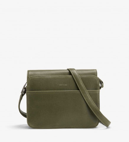 Elle Crossbody in Olive from Matt & Nat