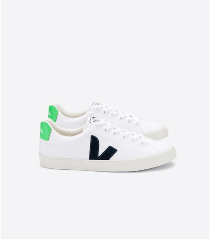 Women's Esplar Sneaker in Nautico Absinthe from Veja
