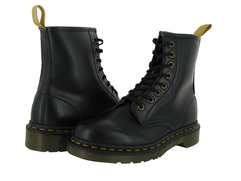 Vegan 1460 Boot in Black from Dr. Martens