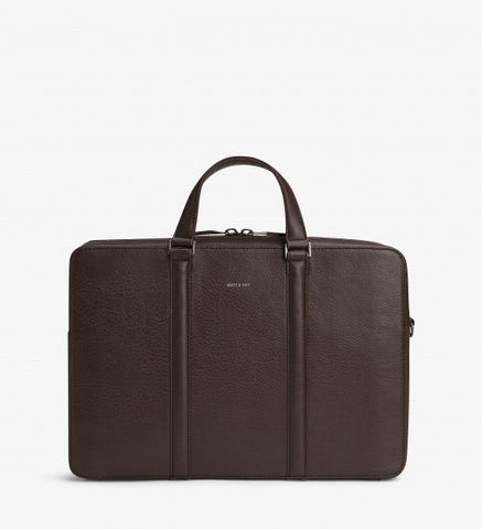 Harman Briefcase in Chestnut from Matt & Nat