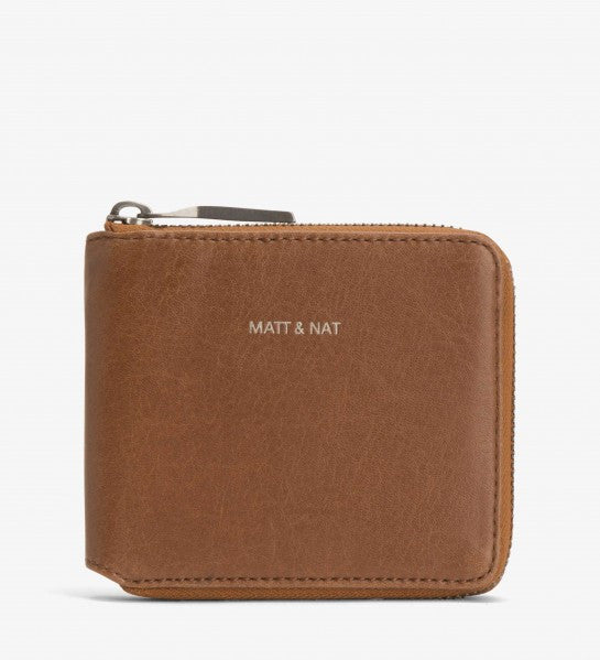 Watson Wallet in Chili from Matt & Nat