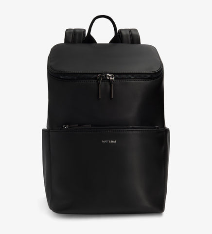Brave Backpack in Black from Matt & Nat