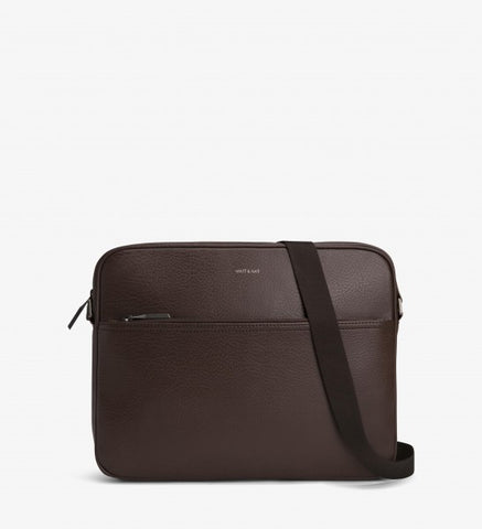 Coen Messenger Bag in Chestnut from Matt & Nat