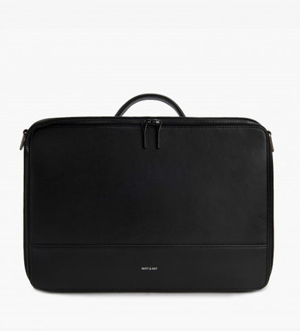 Vlad Briefcase in Black from Matt & Nat