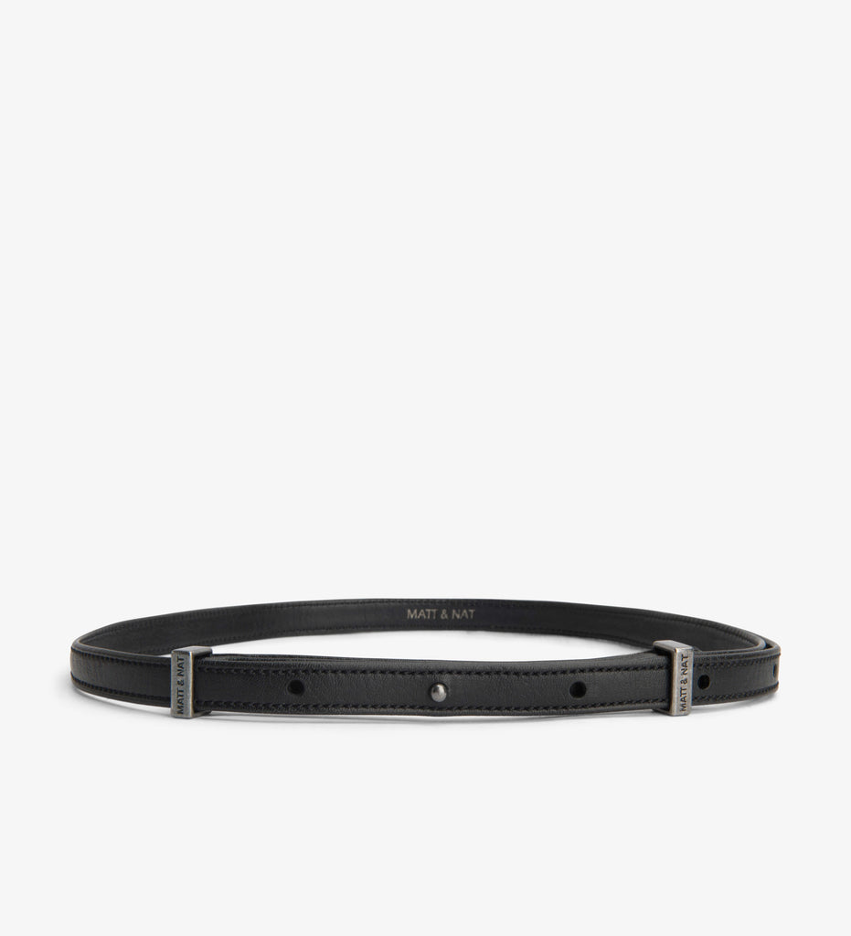 Solina Belt in Black from Matt & Nat