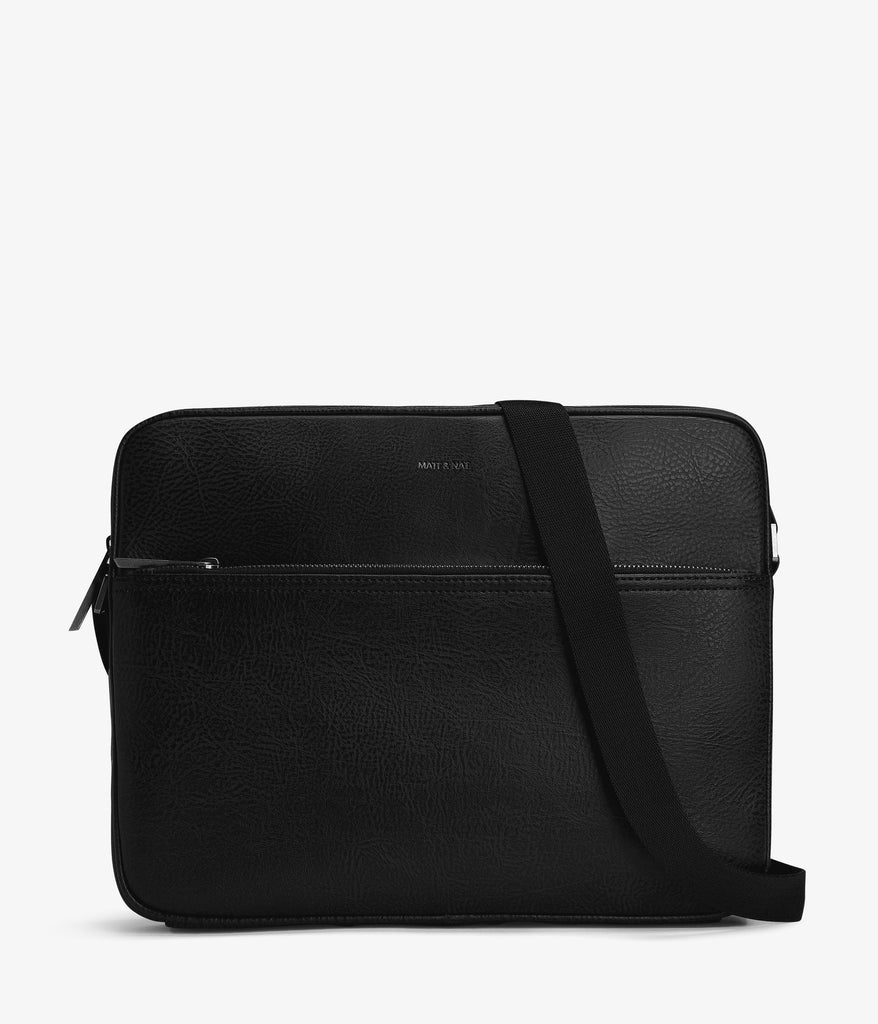 Coen Messenger Bag in Black from Matt & Nat