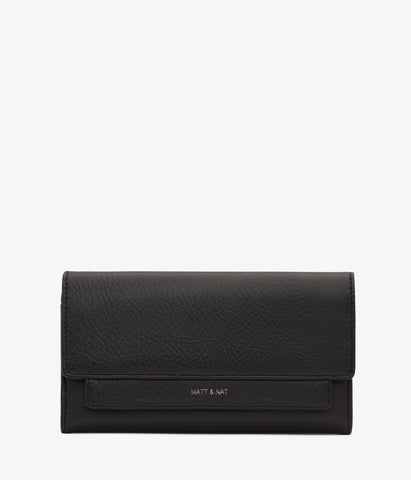 Ilda Wallet In Black