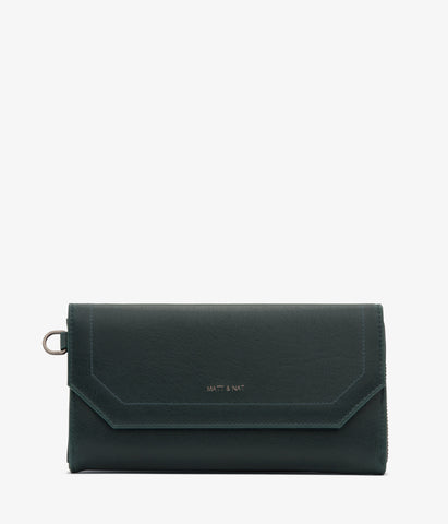 Mion Wallet In Emerald