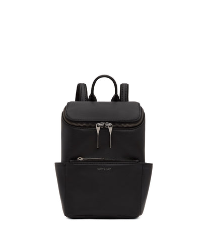 Brave Mini Backpack in Black from Matt & Nat