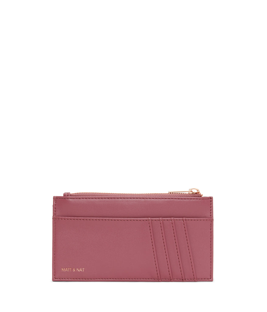 Nolly Wallet in Rosewood from Matt & Nat