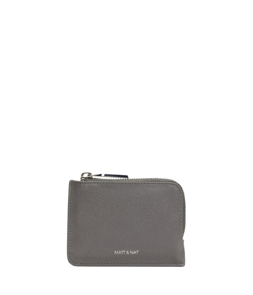 Seva Small Wallet in Shadow from Matt & Nat