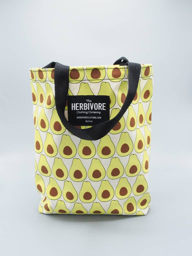 Avocado Tote from Herbivore Clothing