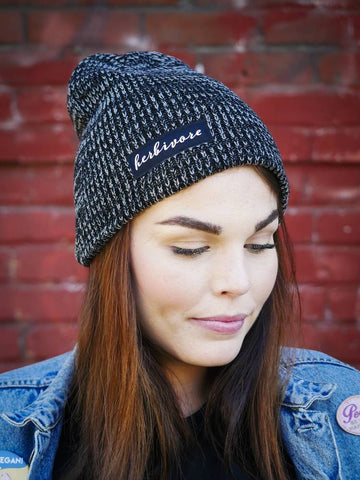 Herbivore Script Beanie from Herbivore Clothing