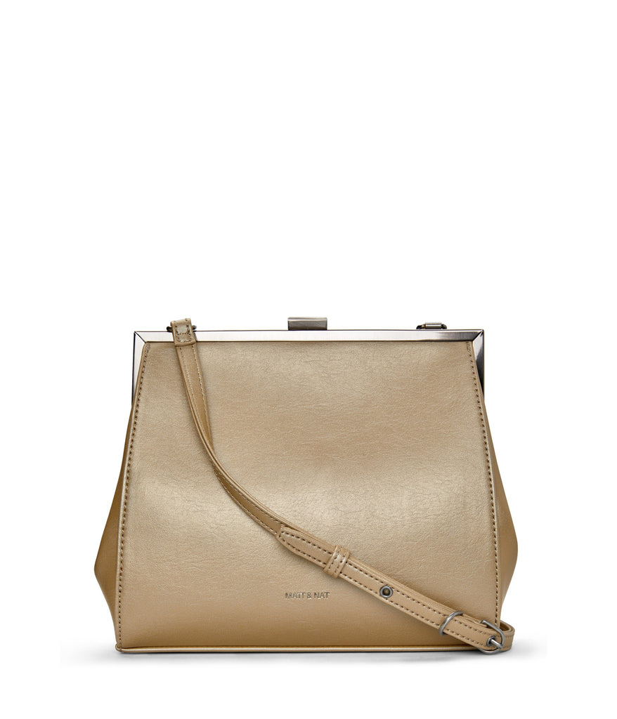 Reika Crossbody in Gold from Matt & Nat