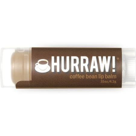 Coffee Bean Lip Balm from HURRAW!