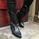 Lucky Cowboy Boot in Black from Good Guys