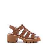 Never Ends Sandal in Cognac from BC Footwear