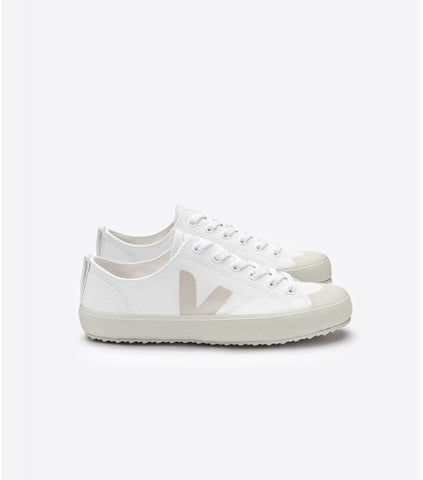 Women's Nova Sneaker in White from Veja
