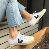 Nova Sneaker in White/Black from Veja
