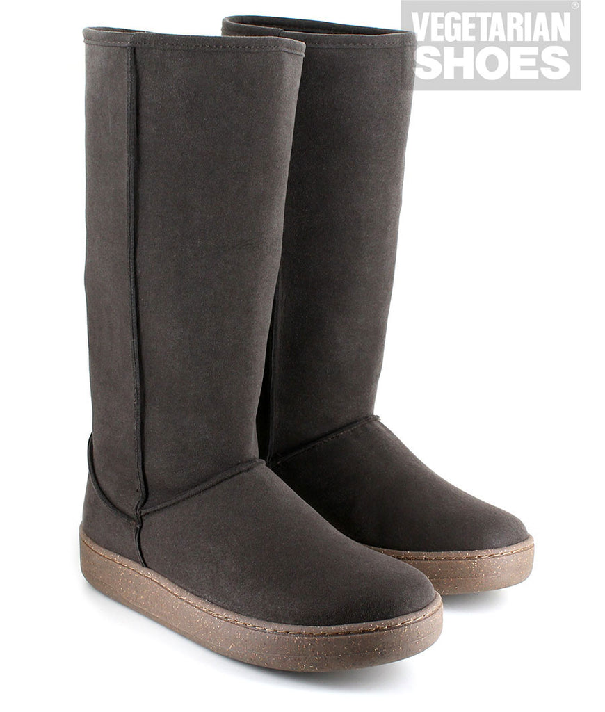 Highly Snugge Boot in Brown from Vegetarian Shoes