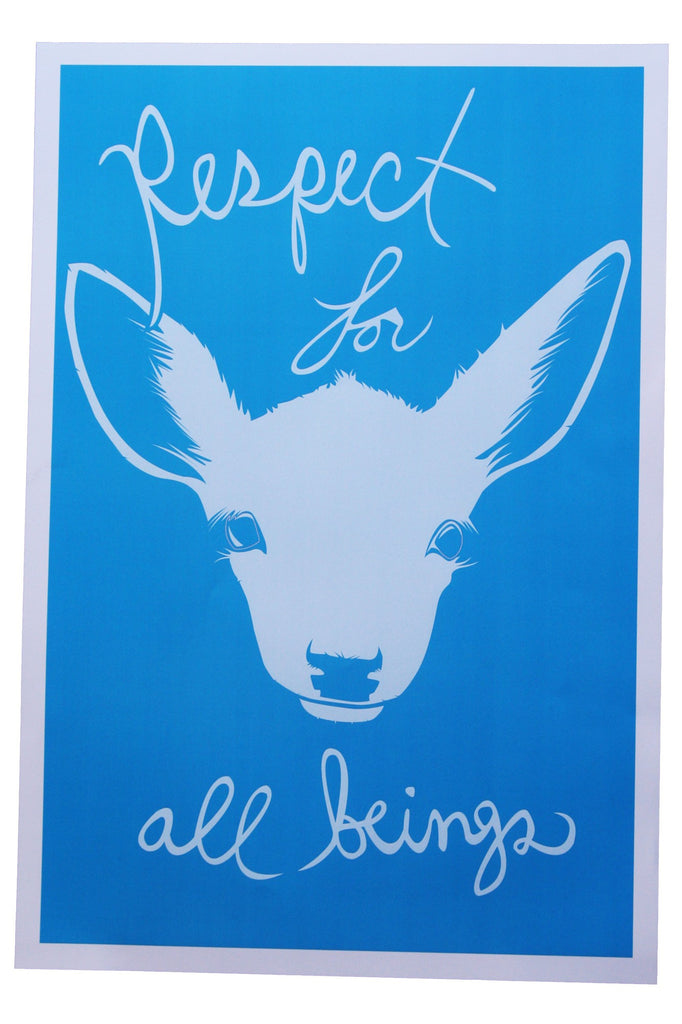 Respect For All Beings Poster