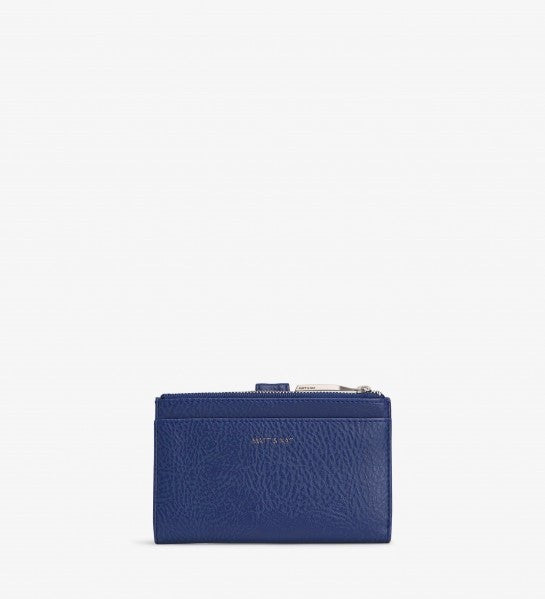 Motiv Small Wallet in Royal from Matt & Nat
