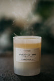 Eucalyptus + Sage Soy Candle from Sydney Hale