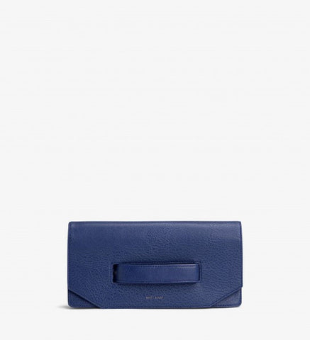 Abiko clutch in royal from Matt & Nat