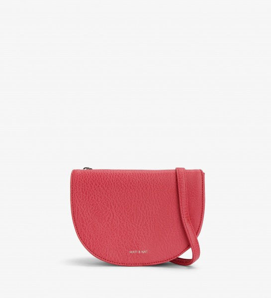 Opia Crossbody in Coral from Matt & Nat