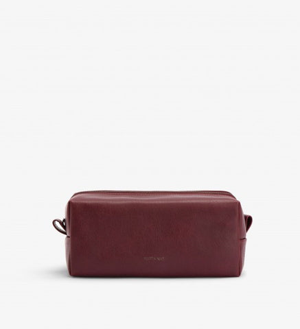 Blair Pouch in Cerise from Matt & Nat
